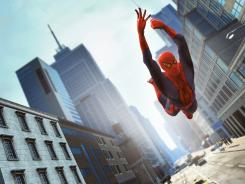 """The Amazing Spider-Man"" was one of the top-selling games in July."