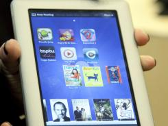 Barnes & Noble is dropping prices on its Nook tablets.