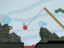 "In Sony's ""Sound Shapes,"" gamers jump and roll through levels while making music along the way."