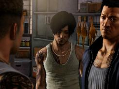 You're the star in 'Sleeping Dogs,' a gritty martial arts adventure set in modern-day Hong Kong.