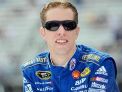 Driver Brad Keselowski.