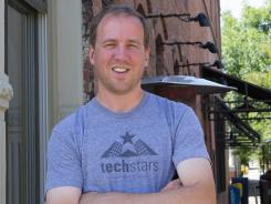 TechStars CEO David G. Cohen.