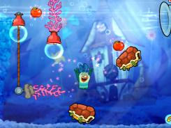 'Fish Hooks' is a new, free and family-friendly game at the App Store.