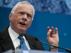 A private service for Neil Armstrong will be held Friday. The astronaut died Saturday at age 82.