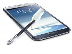 The Galaxy Note II from Samsung.