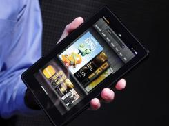 Amazon Prime users can stream videos to their Kindle Fire devices through Amazon's Instant Video service.
