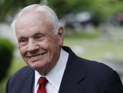 American astronaut Neil Armstrong died Aug. 25.