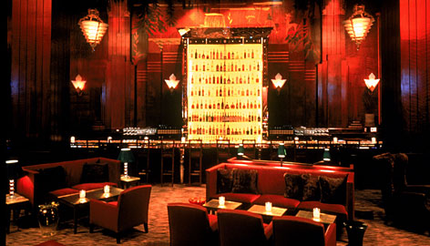 In California: The historic Redwood Room, at San Francisco's Clift Hotel, is a classic art-deco cocktail lounge. Lunch and afternoon tea also are served.