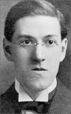 Mystery writer and poet H.P. Lovecraft lived most of his life in Providence