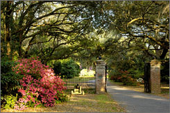 In South Carolina: Charles Towne Landing, near present-day Charleston, integrates history and nature to tell the story of its settlement in 1670.