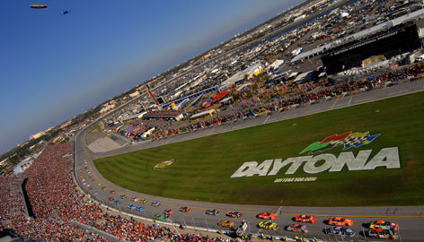 Florida Auto Racing on Auto Racing Fans Can Plan Trips To The Daytona International Speedway