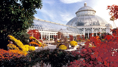New York Botanical Gardens - Ceremony Sites, Attractions/Entertainment, Parks/Recreation, Reception Sites - 2900 Southern Boulevard, Bronx, NY, 10458, USA