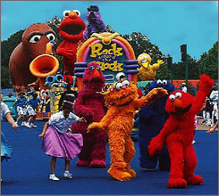In Langhorne, Pa.: Starting Saturday, Sesame Place will be no place for grown-ups who light up.