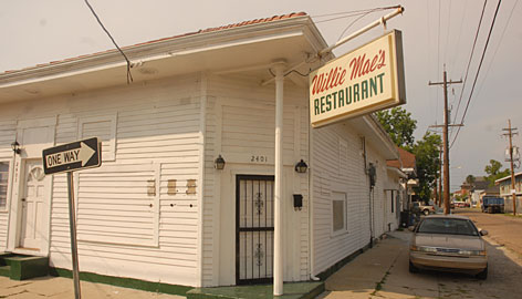 Up in the air: After opening briefly in early April, red tape and medical problems have kept Willie Mae?s Scotch House shuttered.