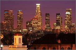 Los Angeles attracts tens of millions of visitors annually, propelling it onto the list of most-visited U.S. cities.