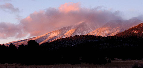 Flagstaff, Ariz., scored a nod in the list of Best Wilderness Towns.
