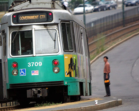 The number one tip from our resident correspondent if you plan to visit Boston: Ditch your car and take the T.