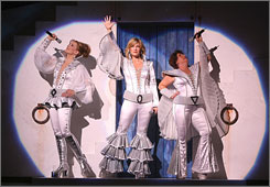 "The most successful Broadway import in Vegas history, ""Mamma Mia!"" at Mandalay Bay, is slated to depart in January 2009, so hurry to grab tickets starting at $49.50."