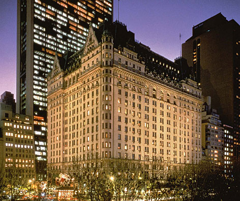 The Plaza Hotel: The New York landmark played a part in &quot;Crocodile Dundee,&quot; &quot;North by Northwest&quot; and &quot;Arthur.&quot;