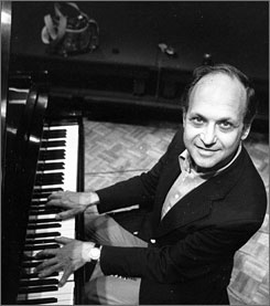 "Composer Charles Strouse rehearses in this 1980 photo. Strouse, the composer of ""Annie,"" ""Bye Bye Birdie"" and ""Applause,"" celebrates his 80th birthday June 7."
