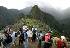 Visits to Machu Picchu, Peru's top tourist destination, have more than doubled in the last decade to 800,000 people  along with the price of getting there.