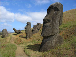 Most modern-day travelers agree, Easter Islandwith its mysterious Moai statues and volcanic landscapeis one of the most fascinating destinations on earth. The guides at explora en Rapa Nui lodge customize each day's tours based on the age, fitness, and interests of its guests.