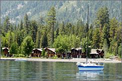 Lake Tahoe's natural beauty helped make it TripAdvisor.com's top U.S. destination.
