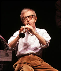 Woody Allen's New Orleans Jazz Band will play at the Montreal Jazz Fest, held June 26-July 6.