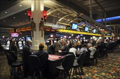 The success of the Four Winds Casino Resort in southwestern Michigan appears to be having a ripple effect on the region's tourism economy.