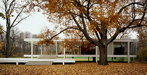 Classic Modernist structures  such as Mies Van der Rohe's Farnsworth House in Plano, Ill.  have become the darlings of preservationists and destination sites for cultural tourists.