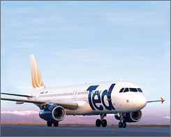 While Ted allowed United to offer low fares in leisure markets, the two distinctly different airline brands often confused travelers.