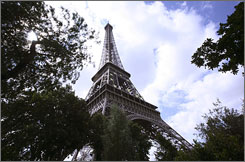 The Eiffel Tower, which gets nearly 7 million visitors per year, has just about reached its limits in terms of capacity.