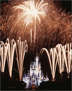 Before booking a vacation package at Disney World, always price everything individually to make sure you're getting the best deal.
