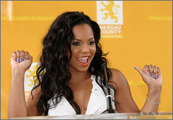 Nassau County tourism officials hope singer Ashanti will help lure more New York City visitors to Long Island.