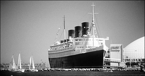 In Long Beach, Calif.: Visitors to the Queen Mary, a historical attraction that doubles as a floating hotel, have their pick of after-hours tours that cater to seekers of the paranormal, including Dining with the Spirits and a Paranormal Investigation tour that starts at midnight.