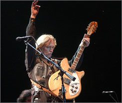 OUTSIDE LANDS: If you're going to San Francisco, be sure to catch Tom Petty & The Heartbreakers at the festival in Golden Gate Park.