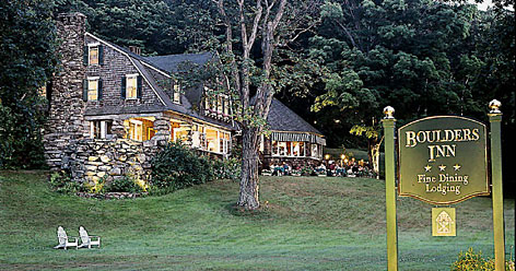 In New Preston, Conn.: Return to this inviting lodge after a hike on Pinnacle Mountain or a dip in Lake Waramaug.