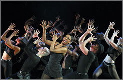 Brenda Braxton returns to the Broadway revival of Chicago Aug. 12 at the Ambassador Theatre in New York.