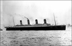 More than 190 artifacts recovered from the wreck of the Titanic will be on display at the Georgia Aquarium.