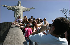 Corcovado, site of the world famous Christ the Redeemer statue, can be fairly pricey to visit by train, but hiking is a memorable alternative.
