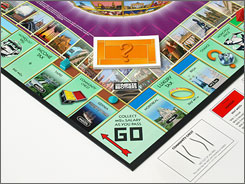 What in the world? The first-ever global edition of Monopoly is in stores next week.