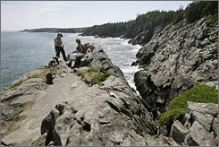 The crown jewel of Maine's Bold Coast is the nearly 5-mile stretch of shoreline that is open to hikers.