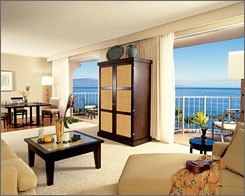 "The promotion for Starwood's Westin Maui Resort & Spa promises couples a five-night stay at the tropical location. The catch: Participants must be ""Starwood Preferred Guests"" and receive an invitation."
