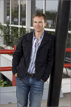 Been around the world: Phil Keoghan is the host of CBS' hit reality show The Amazing Race, which is now in its 13th season.