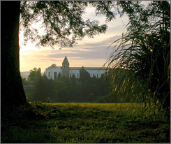The Abbey of Gethsemani in Trappist, Ky., was the home of author and monk Thomas Merton, whose spiritual journey inspired millions. Today, the abbey is a center for renewal and peace, attracting soul searchers both Catholic and non-Catholic.