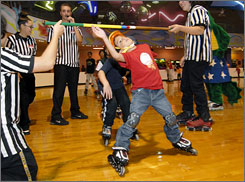 In Tampa: Put your kids in limbo at United Skates of America's special sessions and workshops for children.