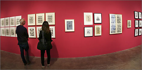 An  exhibit at the University of Pennsylvania's Institute of Contemporary Art traces Robert Crumb's trip from the psychedelic '60s to recent collaborations with his wife.