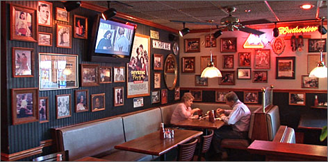 The walls of Mystic Pizza in Mystic, Conn., are covered with Hollywood memorabilia. Soon after the movie came out, the restaurant owners noticed an uptick in business, leading to expansion and even a line of frozen pizzas.