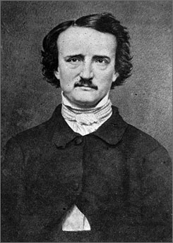 Edgar Allan Poe died and was buried in Baltimore. The city will stage a re-enactment of his funeral in October 2009.