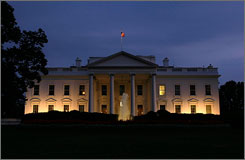 Moving in Jan. 20: And if you want to be in D.C. when Obama takes control, expect to stay awhile.
